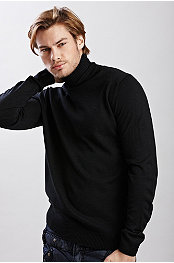 Soul Star® Dagenham Turtleneck Sweater