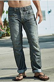 Young Republic® Grey Washed Jeans