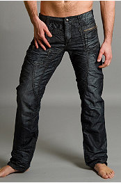 Young Republic® Dark Grey Washed Jean