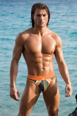 Tactics Athletic Swim Brief