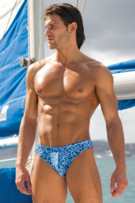 Croco Swim Brief