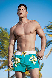 Elektrik® Baroque Swim Short