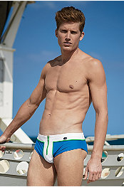 Body Tech® Dusk Swim Brief