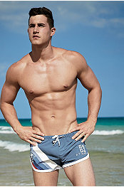 Body Tech® Jock Swim Short