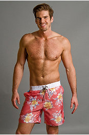 Cohesive & Co® Bermuda Swim Trunk