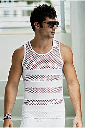 Andres Velasco® Zen Tank Top