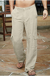 P.O.V.® Boardwalk Linen Pant