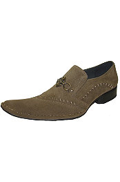 Antonio Zengara® Sueded Loafer
