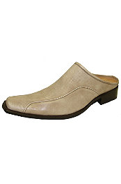 Antonio Zengara® Bone Slip-On