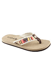 Cushe Forensic Canvas Flipflop