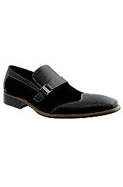 Giorgio Bruitini® Elephant Leather Loafer
