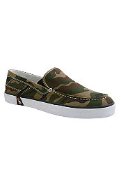 GBX Camo Canvas Shoe