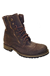 GBX® Boston Oiled Waxed Suede Boot