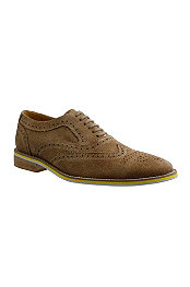 Giorgio Brutini® Suede Leather Oxford