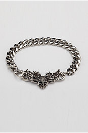 Devil Stainless Steel Bracelet