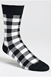 Richer Poorer Bread Winner Socks