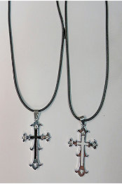 Smash® Inner Cross Necklace