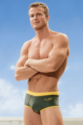Go Softwear ® Us Army Swim Brief