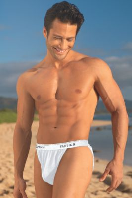 Tactics � Cotton Italian Cutaway Brief