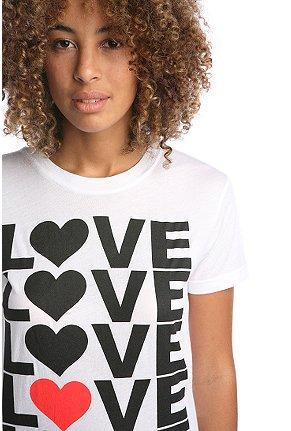 UrbanOutfitters.com > Love Tee
