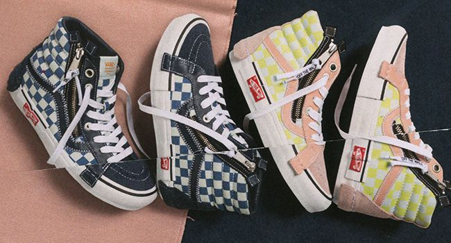Vans Vault Collection