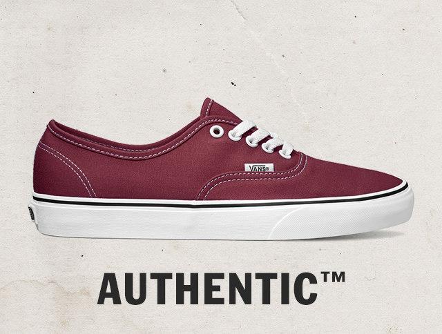 vans classics shoes