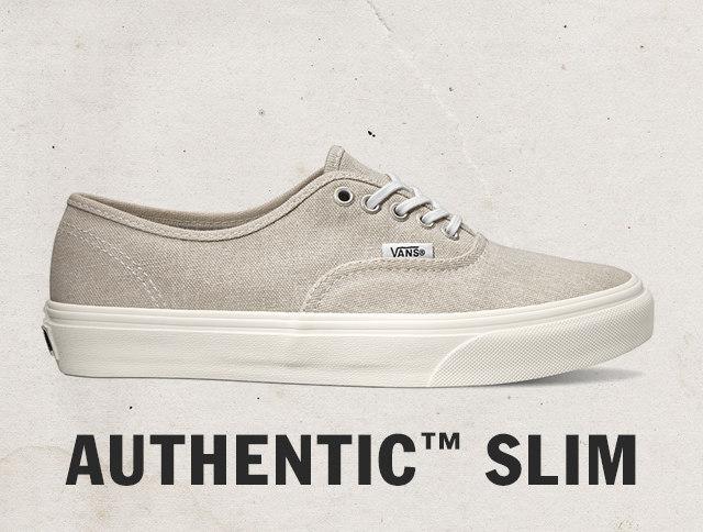 vans authentic cream white