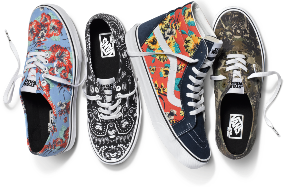 Vans Character Shoes