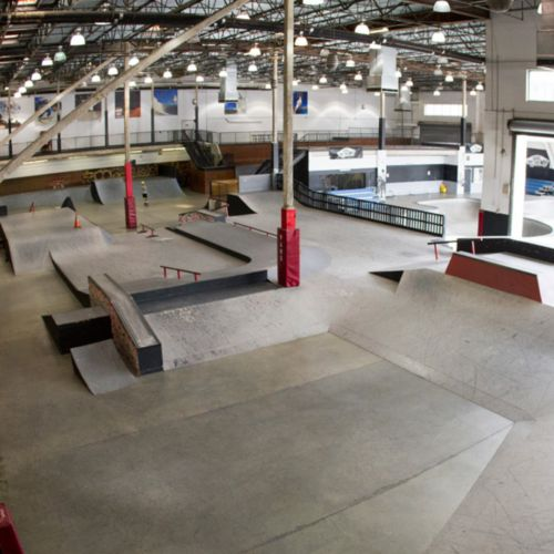 f43f84b448 Vans Store - BLOCK (SkatePark)