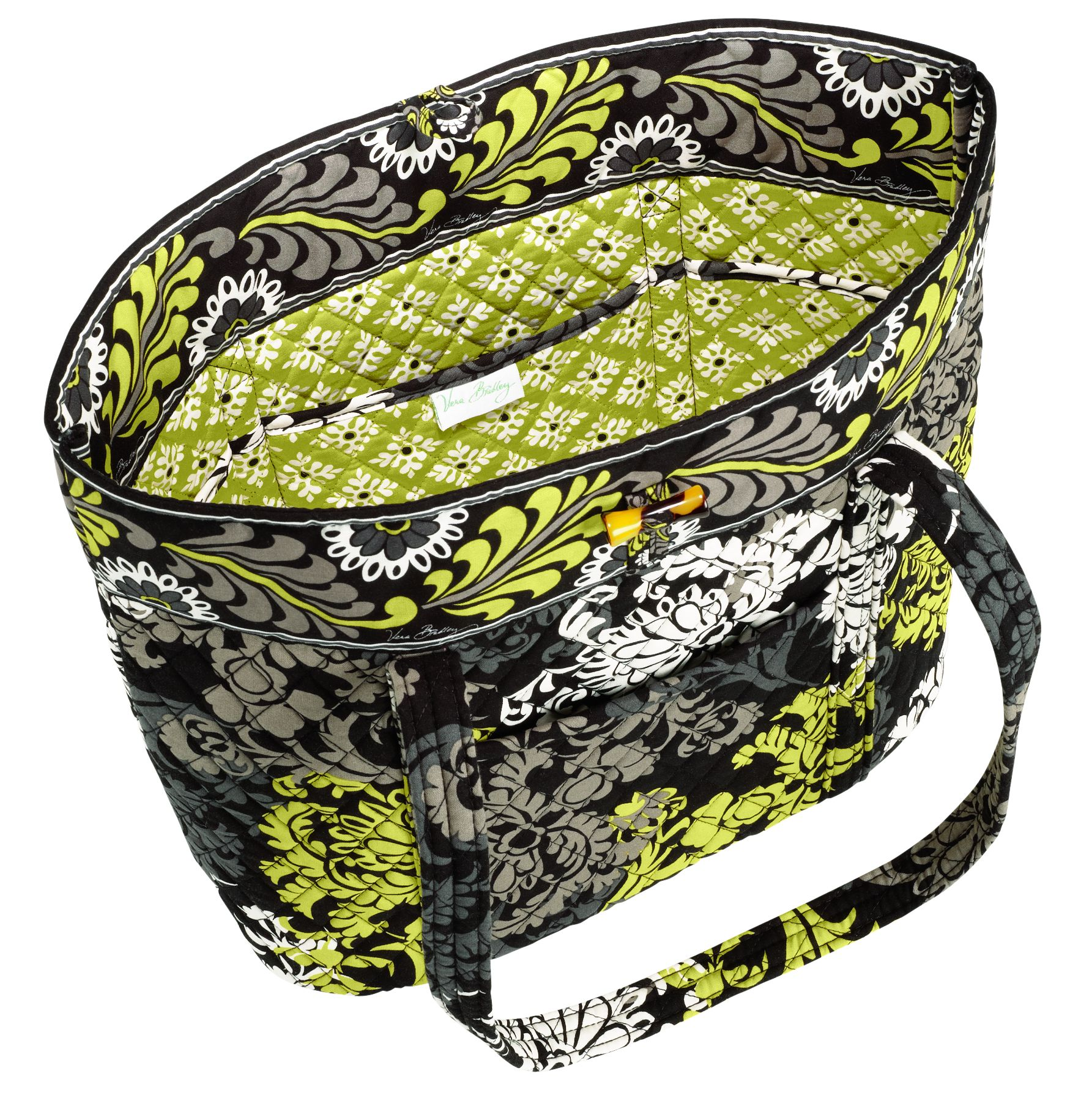 Vera Bradley Vera Tote Bag | eBay
