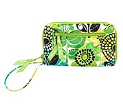 Zip-Around Wallet in Lime's Up