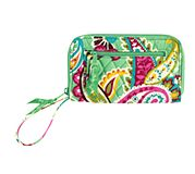 Zip-Around Wallet in Tutti Frutti