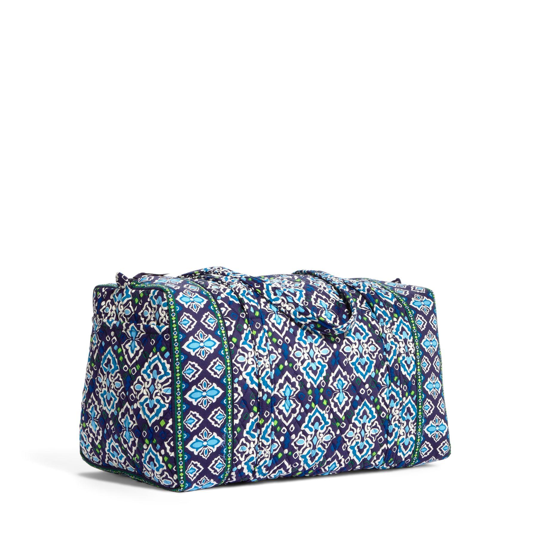 Gym Bag Vera Bradley: Vera Bradley Large Duffel Travel Bag