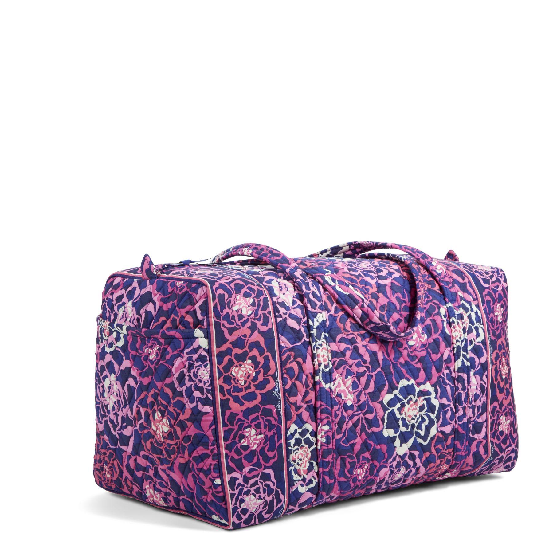 Gym Bag Vera Bradley: Vera Bradley Large Duffel Bag