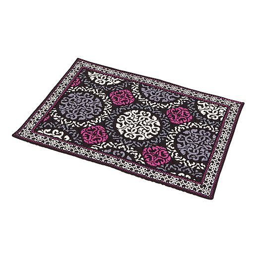 Placemat in Canterberry Magenta