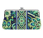 Clutch Wallet in Rhythm and Blues