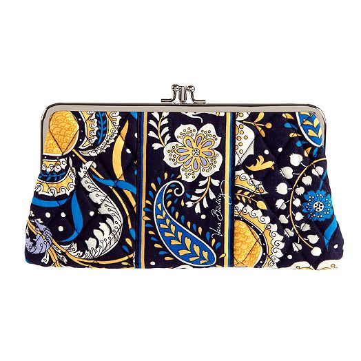 Clutch Wallet in Ellie Blue