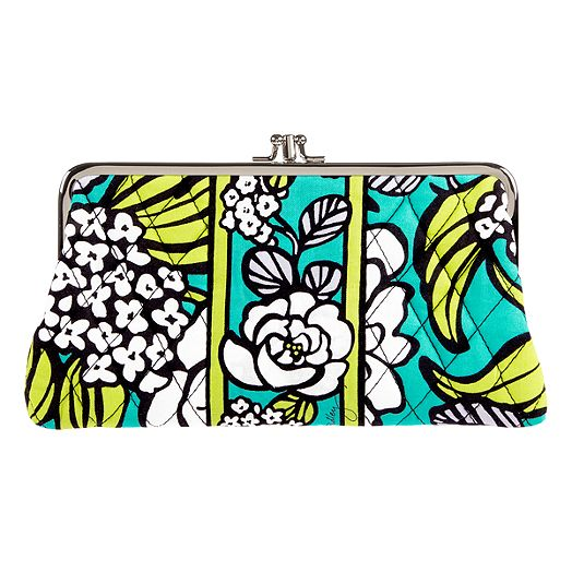 Clutch Wallet in Island Blooms