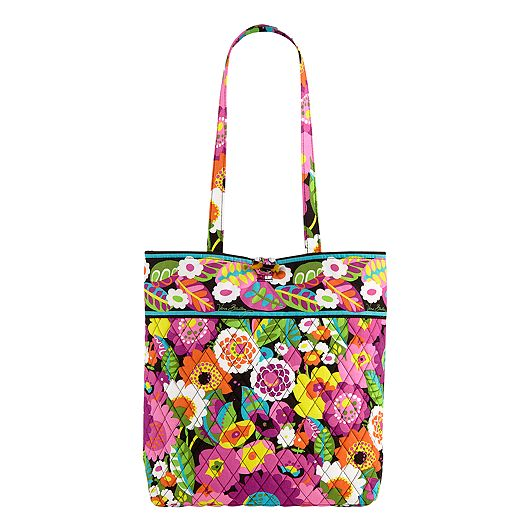 Tote in Va Va Bloom
