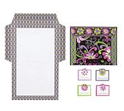Create-A-Card in Purple Punch