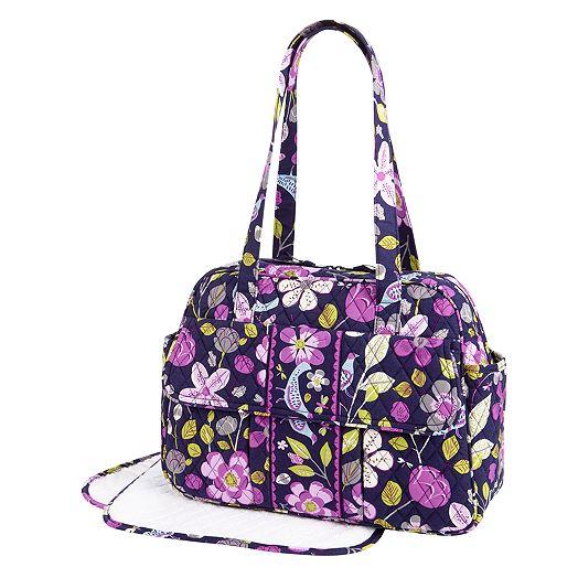 vera bradley handbags vera bradley outlet diaper bag. Black Bedroom Furniture Sets. Home Design Ideas