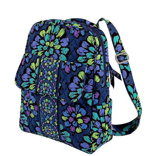 Backpack in Indigo Pop