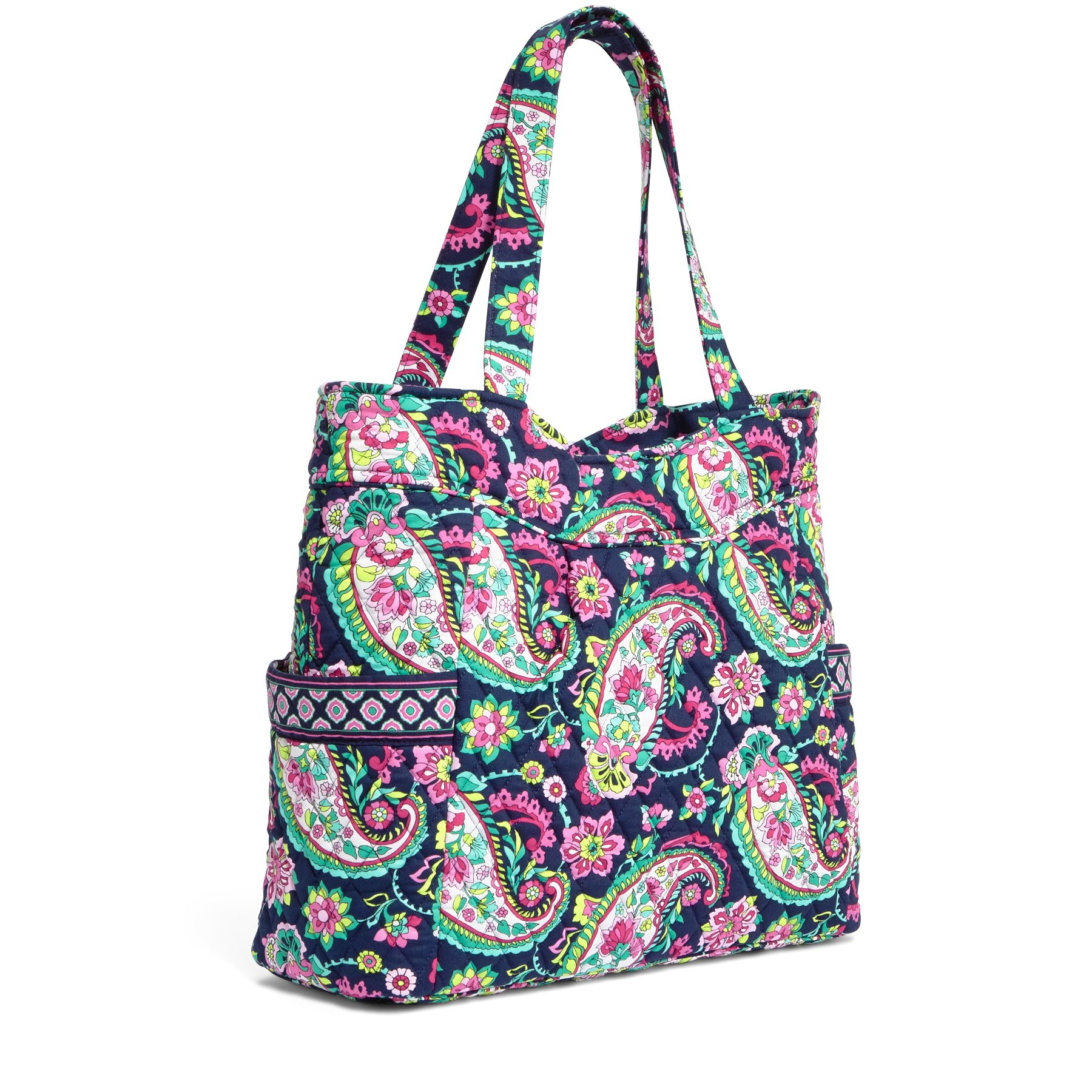 Vera Bradley Tote Bag Tapestry Shoulder
