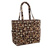 Get Carried Away Tote in Canyon