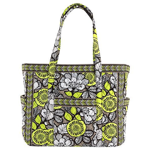 Get Carried Away Tote in Citron
