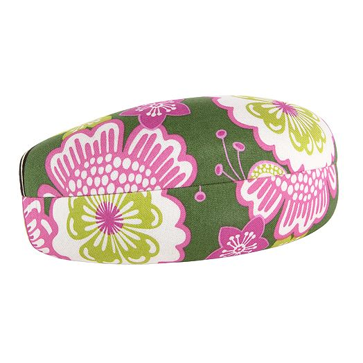 Hard Sunglass Case in Olivia Pink