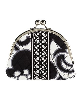 Double Kiss Coin Purse