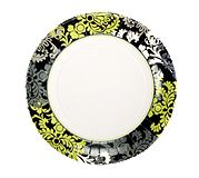 Dinner Plates in Baroque