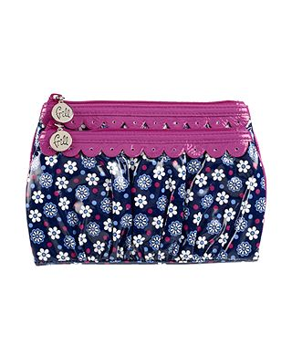 Twice as Nice Cosmetic Clutch