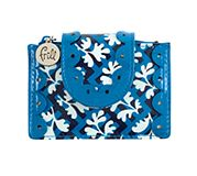 Pretty and Petite Card Holder in Blue Lagoon
